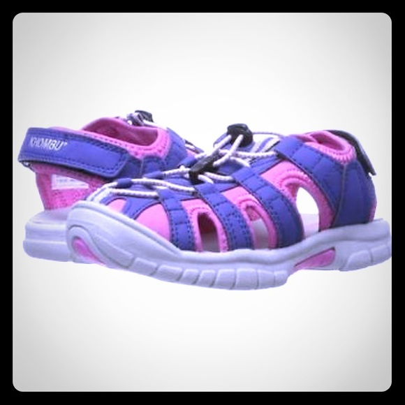 "98b6cd3101b9 Khombu Other - Khombu ""Julie"" water sport athletic sandals Sz. 12"
